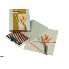 BRUYNZEEL KLEURPOTLOOD DESIGN PASTEL 8840 12STUKS