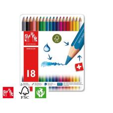 Caran d'Ache Fancolor kleurpotlood 18 stuks
