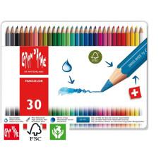 Caran d'Ache Fancolor kleurpotlood 30 stuks