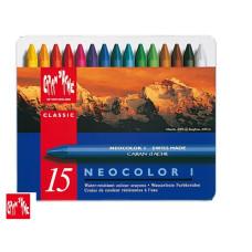 Caran d'Ache Neocolor  waskrijt 15 stuks