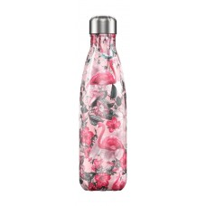 Chilly's Bottle 500ml Flamingo