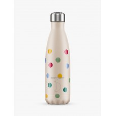Chilly's Bottle 260ml Polka Dots by Emma Bridgewater