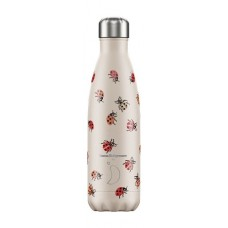 Chilly's Bottle 500ml Ladybirds, by Emma Bridgewater