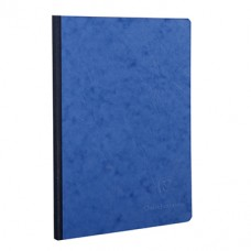 Age-bag notebook A4 blanco blauw