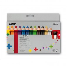 LAMY 3+  set 12 potloden