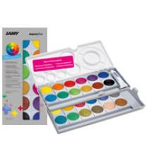 LAMY aquaplus set 24