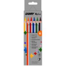LAMY 4+  set 6 karton