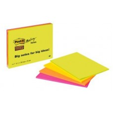 Post-it super sticky meeting notes