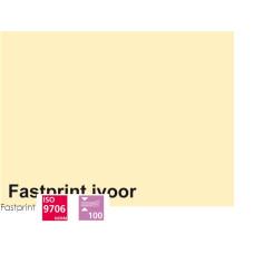 Fastprint print en kopy A4 120 gram ivoor 100 vel