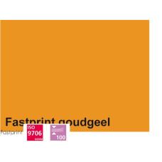 Fastprint print en kopy A4 120 gram goudgeel 100 vel