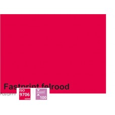 Fastprint print en kopy A4 120 gram felrood 100 vel