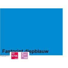 Fastprint print en kopy A4 120 gram diepblauw 100 vel