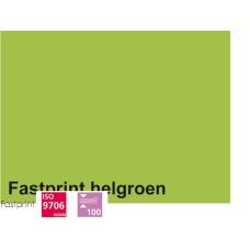 Fastprint print en kopy A4 120 gram helgroen 100 vel