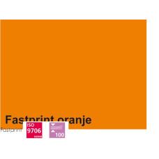 Fastprint print en kopy A4 120 gram oranje 100 vel