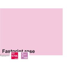 Fastprint print en kopy A4 120 gram rose 100 vel