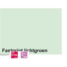 Fastprint print en kopy A4 120 gram lichtgroen 100 vel