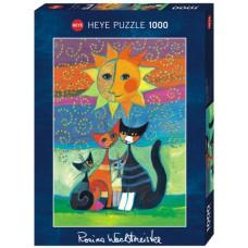 Puzzel Sun, Rosina Wachtmeister 1000 Heye