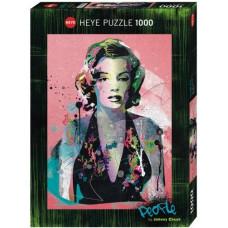 Marilyn Monroe 1000 stukjes