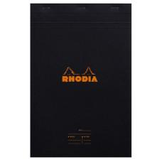 Rhodia bloc A4+ geniet meeting zwart
