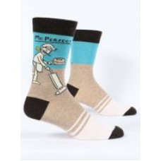 Mens Crew Socks, Mr. Perfect