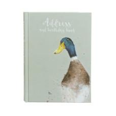 Wrendale Design by Hannah Dale  verjaardag en adresboek