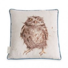 Wrendale Design kussen 'What a Hoot' Owl