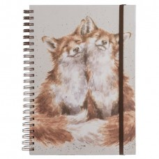 Wrendale Design by Hannah Dale Notebook Spiraal A4 Contentment
