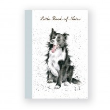Wrendale Design by Hannah Dale Notebook Softcover A5  'Shadow' Dog