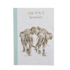 Wrendale Design by Hannah Dale Notebook Softcover A5 Elephant