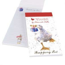 Wrendale Design Shopping List 'Special Delivery'