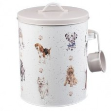 Wrendale Design by Hannah Dale Dog Food Tin