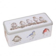 "Wrendale Design by Hannah Dale blik ontbijtkoek ""Birds"""
