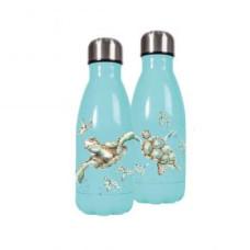 Wrendale Designs Water bottle Small 'Swimming School'