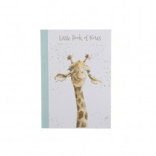 Wrendale Design by Hannah Dale Notebook Softcover A5 Giraffe
