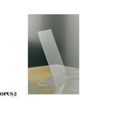 Folderstandaard A4 staand tafelmodel