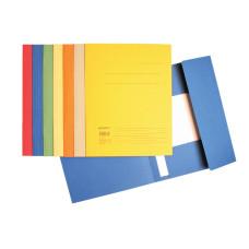 Dossiermap Quantore folio 320gr (jurismap) blauw