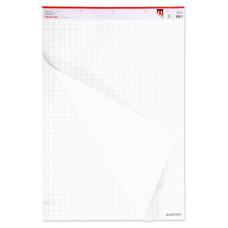Flipoverpapier Quantore 65x98cm 50vel ongevouwen per 2 bloks