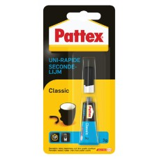 Secondelijm Pattex Classic tube 3gram