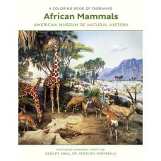 Kleurboek African Mammals