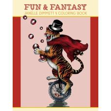 Kleurboek Fun & Fantasy