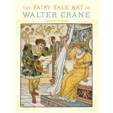Kleurboek Walter Crane, The fairy tale Art