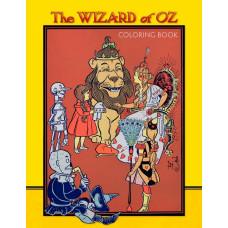 Kleurboek The Wizard of Oz