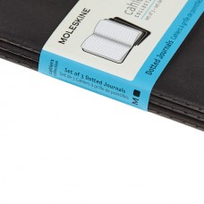 Moleskine Dotted Cahiers Large