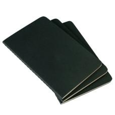 Moleskine  Plain Large Cahier set 3