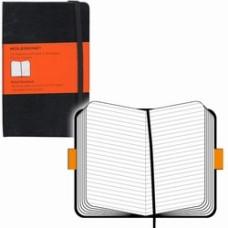 Moleskine Ruled Notebook Pocket Hardcover