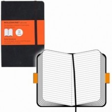 Moleskine Ruled Notebook Pocket Softcover
