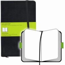 Moleskine Plain Notebook Large Hardcover