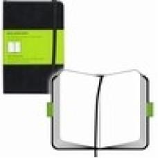 Moleskine Plain Notebook Pocket Hardcover