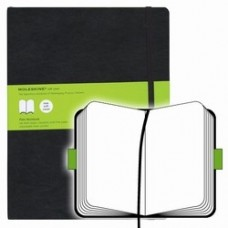 Moleskine Plain Notebook XL Hardcover