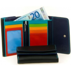 Double Flap Wallet, diverse kleuren